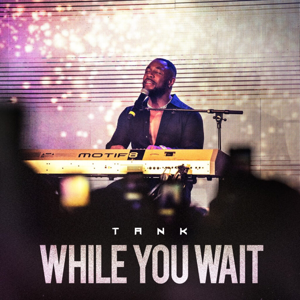 Tank While You Wait EP cover