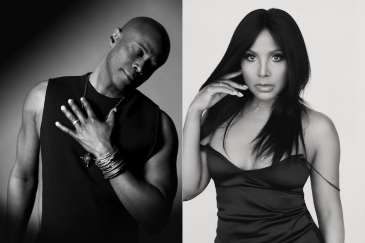 """Kem and Toni Braxton """"Live Out Your Love"""""""