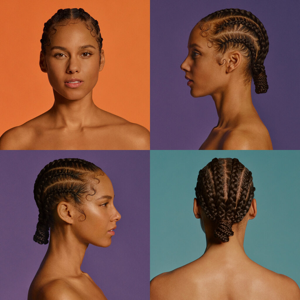 Alicia album cover