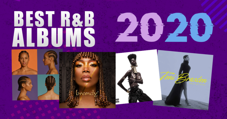 Best R&B Albums of 2020